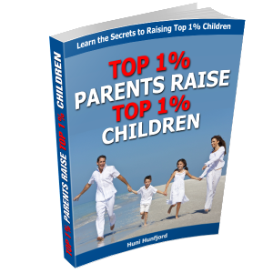 Top 1% Parents Raise Top 1% Children - Special Launch Promotion