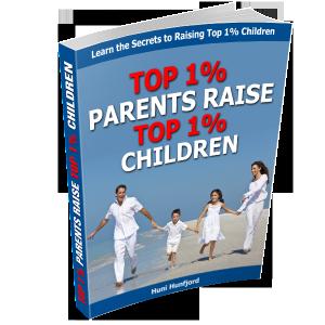 Top 1% Parents Raise Top 1% Children - Special Launch Promotion